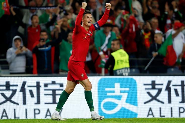 Криштиану Роналду побьёт рекорд по голам