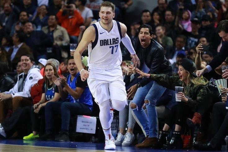 Дончич и Адетокунбо лидируют в голосовании болельщиков на Матч звёзд НБА