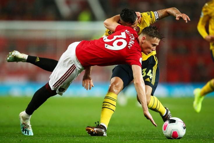 Арсенал манчестер сити видео обзор матча 23 сентября