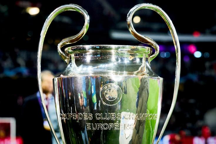 Жеребьёвка ⅛ финала Лиги чемпионов УЕФА состоится 16 декабря В Ньоне