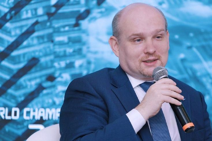 Дмитрий Смит, президент ФКС