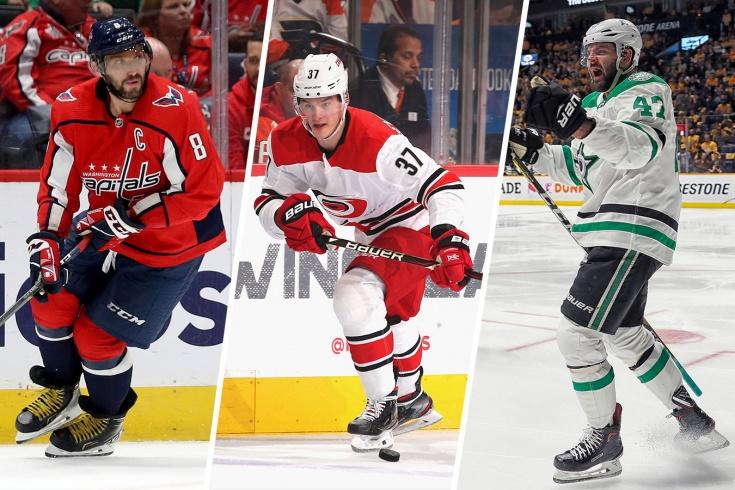 Овечкин, Свечников и Радулов взорвали день НХЛ