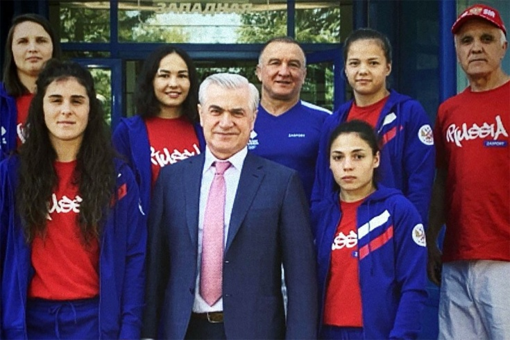 Чемпионат мира по борьбе: Россия на первом месте