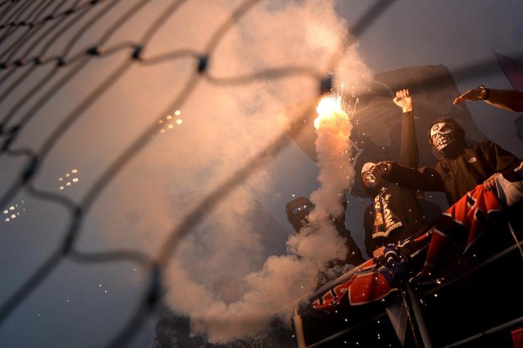 Двое фанатов ЦСКА остаются под арестом после столк