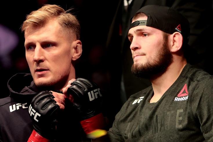 Кто станет чемпионом UFC из россиян в 2020 году, Ян, Магомедшарипов, Волков