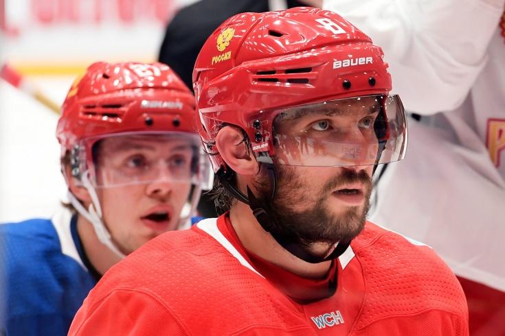 Панарин догнал Овечкина в гонке бомбардиров НХЛ