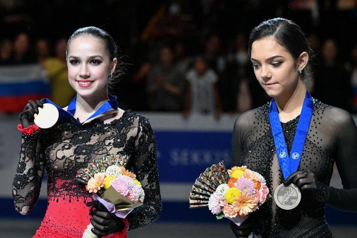 От фигуристки Загитовой не стоит ждать побед – уверен олимпийский чемпион