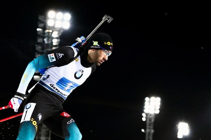 Мартен Фуркад выиграл индивидуальную гонку на Кубке мира, Елисеев – 8-й