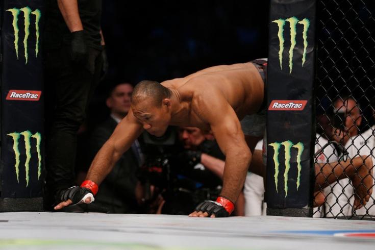 Бой Жакаре Соуза — Ян Блахович UFC Fight Night 164 17 ноября