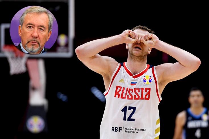 Сергей Тараканов – об олимпийской квалификации сборной России