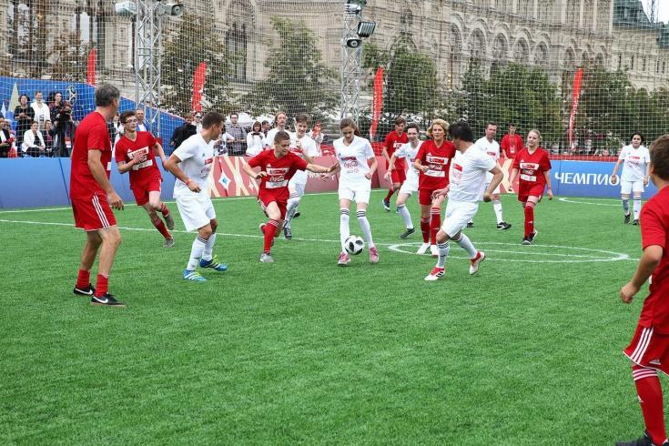Инклюзивный спорт для всех. Специальная олимпиада в России