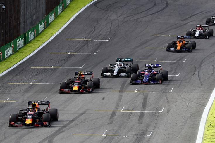 Оценки за Гран-при Бразилии: Квят проиграл Гасли, Феттель выбил Леклера