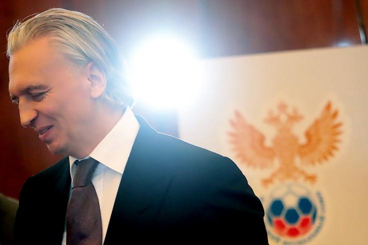 Александр Дюков, президент РФС