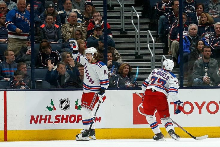 «Сан-Хосе Шаркс» — «Нью-Йорк Рейнджерс», 13 декабря 2019, прогноз на НХЛ