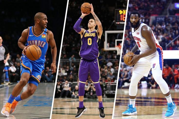 Вероятные кандидаты на обмен в НБА – Драммонд, Кузма, Лав