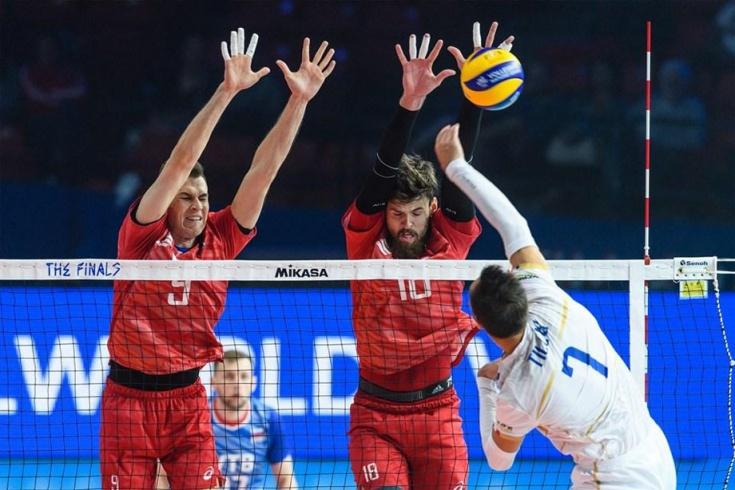 Французам не дали ни шанса! Россия играючи вышла в полуфинал Лиги наций
