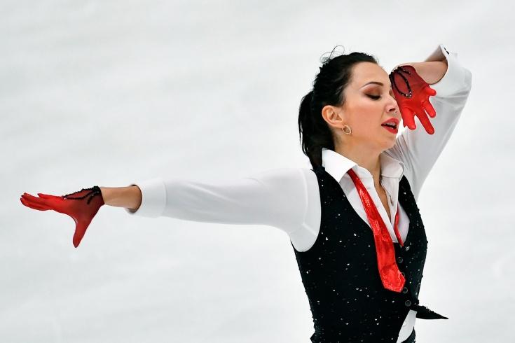 Фигурное катание, Гран-при 2019 – Щербакова победила, Туктамышева – 3-я