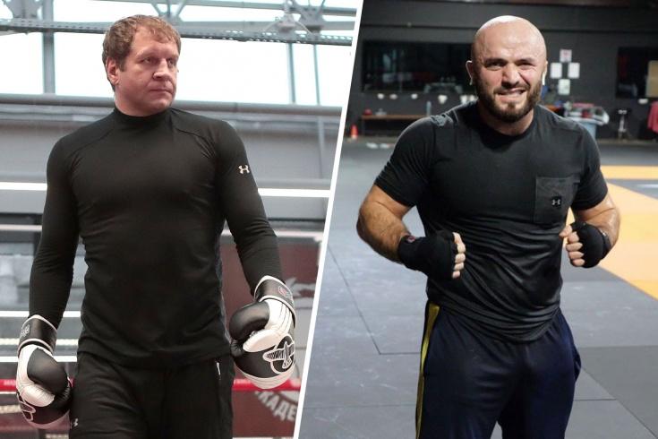 Александр Емельяненко — с кем и когда следующий бой, Емельяненко — Исмаилов, 3 апреля 2020
