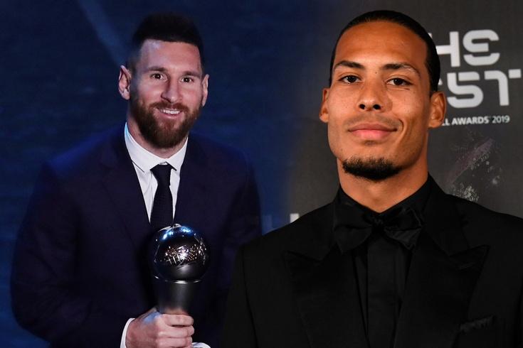 Ronaldo səs vermədi, Messi ən yaxşı oldu