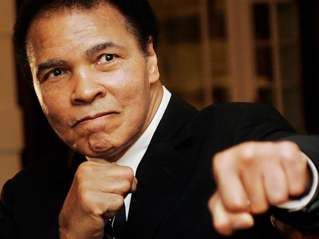 mohammed ali Muhammad ali was quick with his fists but he also knew the power of words to unsettle his rivals.