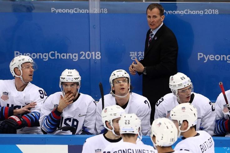 Решение Знарка взбесило тренера американцев: «Давайте, валите на лёд!»