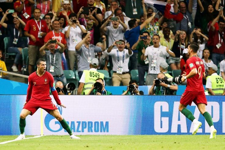 Ronaldo iki il müddətinə azadlıqdan məhrum edildi