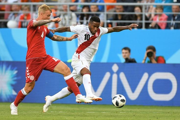 DÇ-2018: Danimarka - Peru 1:0 -