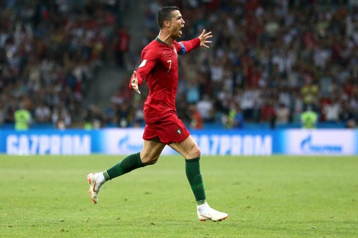Rekordlar kralı Ronaldo