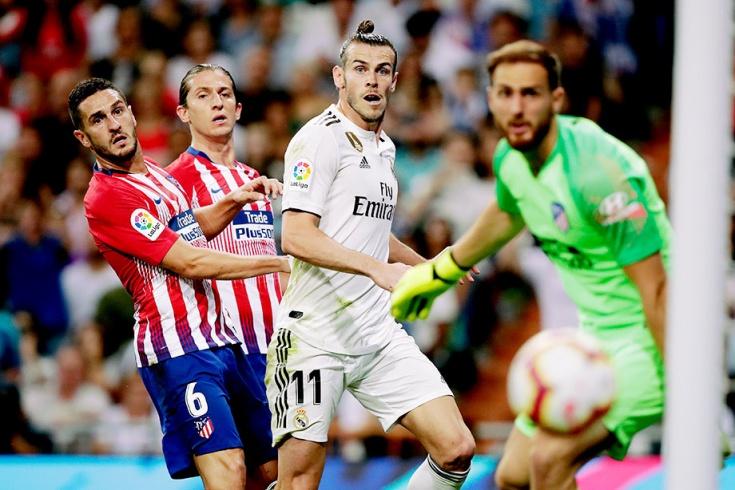 Madrid derbisində